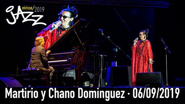 MARTIRIO Y CHANO DOMINGUEZ