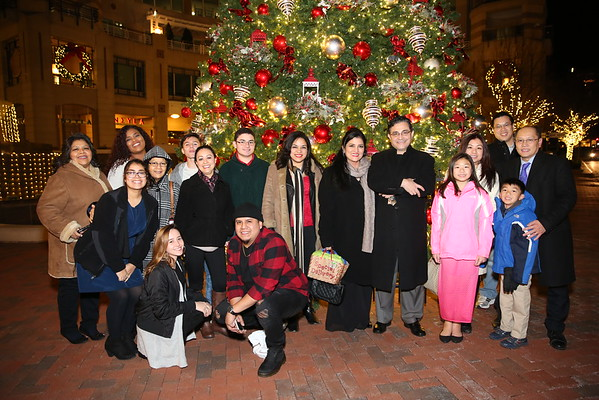 Dr. M+G Holiday Party 2016