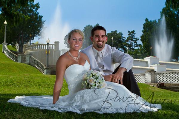 Amanda and Garrett 6-27-10