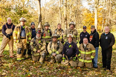 11-03-18 West Lafayette FD hosts a training exercise.