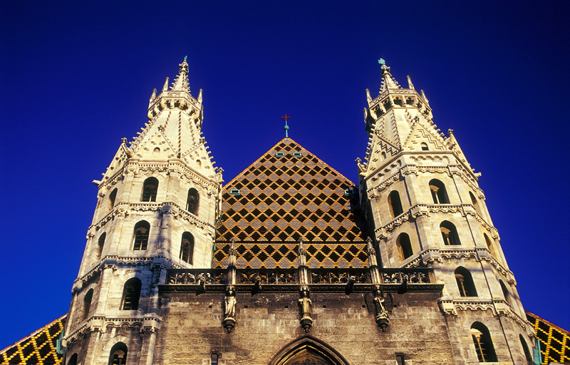 Stephansdom (St. Stephen's Cathedral), Vienna (Austria)