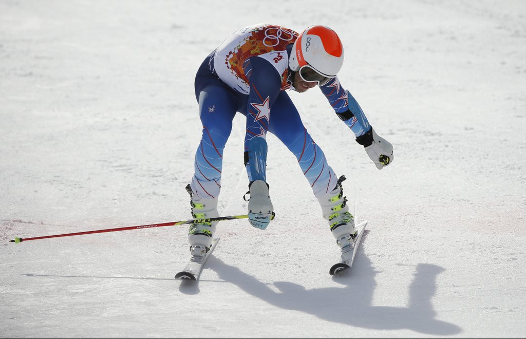 ". <p>10. (tie) BODE MILLER <p>Leaving Olympics before NBC grills him about his dead ancestors. (previous ranking: unranked) <p><b><a href=\'http://www.twincities.com/sports/ci_25178374/olympics-bode-miller-out-rest-games-after-injuring\' target=""_blank\""> HUH?</a></b> <p>   (AP Photo/Christophe Ena)"
