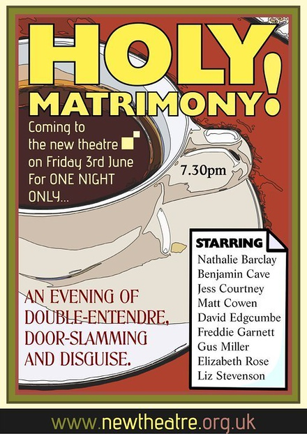 Holy Matrimony! poster
