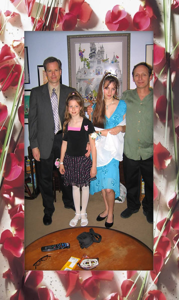 2006 GS Father Daughter Ball Toni