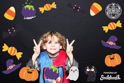 WAC Halloween Party 2019