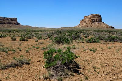 Chaco Canyon & Tent Rocks