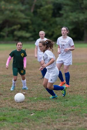 Girls Latin School Soccer – 2015