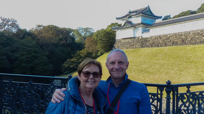 Tokyo keizerlijk paleis