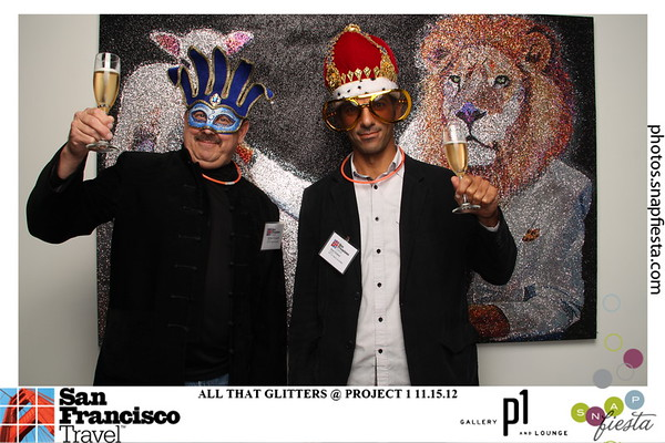 SF Travel Partner Exchange @ Project 1 Gallery 11.15.12