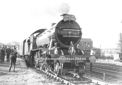 4472/3442 Darlington Marquess Railtour 3rd October 1964