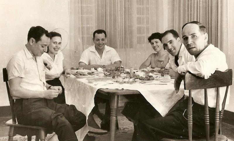 Pedro Alves e irmao, casal Videira e casal Rebordao