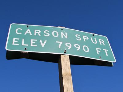 CA- Carson Spur