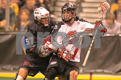2/27/2010 - Washington Stealth vs. Boston Blazers - TD Garden, Boston, MA