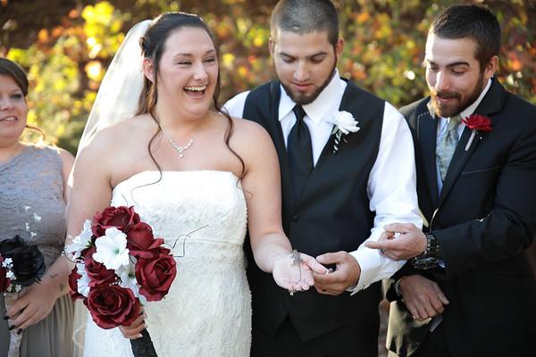Kimrey & Nick Wedding Day