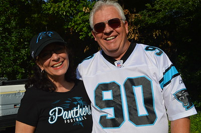 Panthers vs Texans 9 August 2017