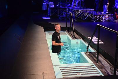 2018-05-19 - 5pm Baptism Service