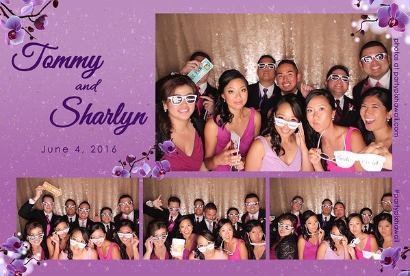 Thomas & Sharlyn's Wedding (LED Open Air Photo Booth)