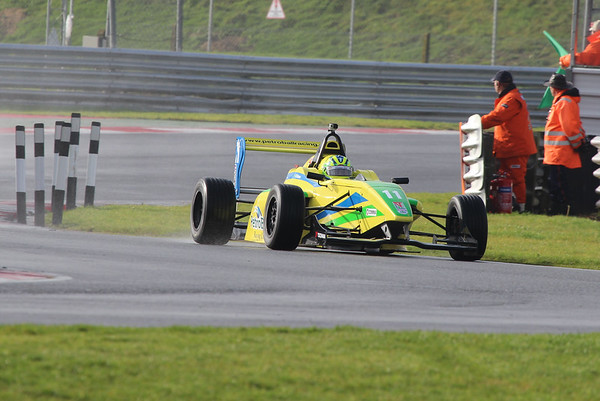MSVR - Ginetta Junior and F4 winter series 9/112014
