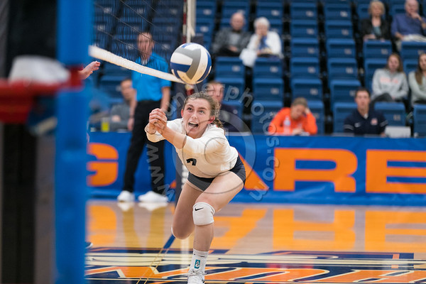 Wheaton College Volleyball vs Lake Forest, September 26, 2018