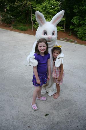 Easter Rabbit revealed
