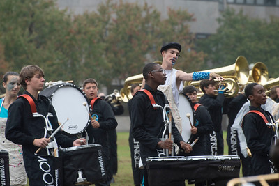 2019-10-30: Pinecrest HS Marching Band Performance