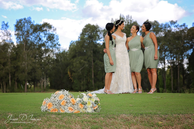 Wedding photo - crowne hunter valley - jessie d images- bridesmaids.jpg