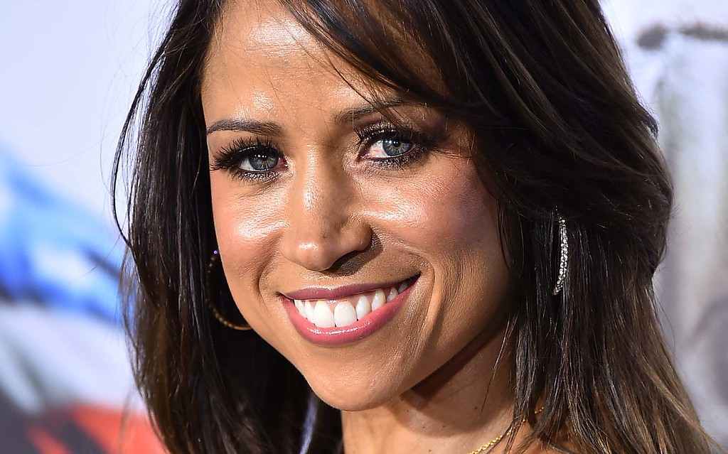 """. Actress Stacey Dash of \""""Clueless\"""" is 50. (Getty Images: Theo Wargo)"""