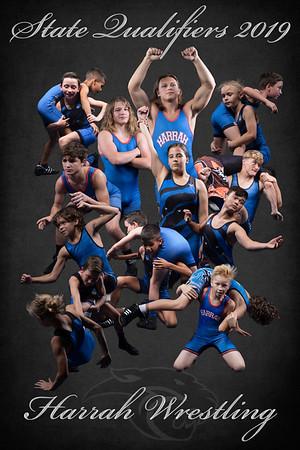 Harrah Wrestling 2019-2020