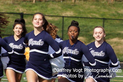 10-31-2015 Magruder HS Varsity Cheerleading & Poms, Photos by Jeffrey Vogt Photography with Lisa Levenbach