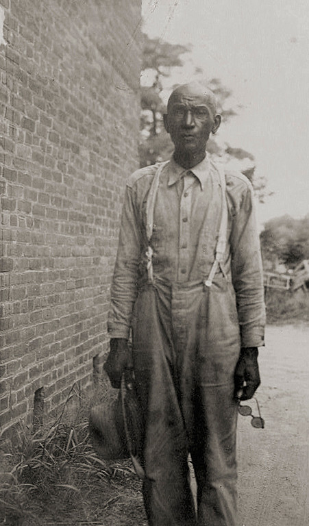. James Singleton Black, ex-slave, 83 years old. 1937 June 20. Library of Congress