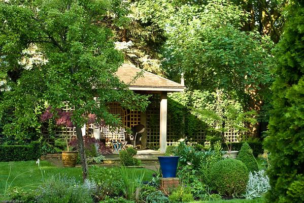 Horticultural Society Garden Tour 2015