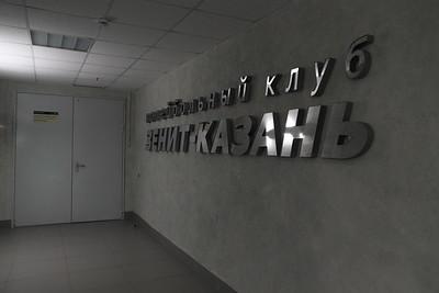 07.10.18 Презентация команды ВК Зенит ( Михаил Захаров )