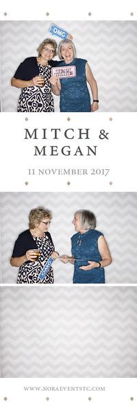 Megan & Mitch (photo strips)