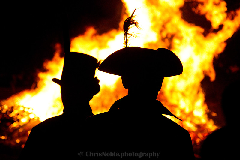 Bonfire Night, Lewes, Sussex, England