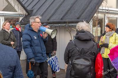 """Årets Nytårs """"Walk"""" med Borgmester Ole Bjørstorp"""