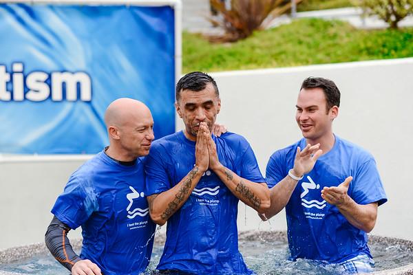 Baptism, Sunday, 9:15am Service, Feb 5, 2017