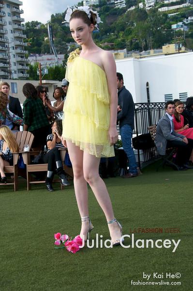 Julia Clancey 2010