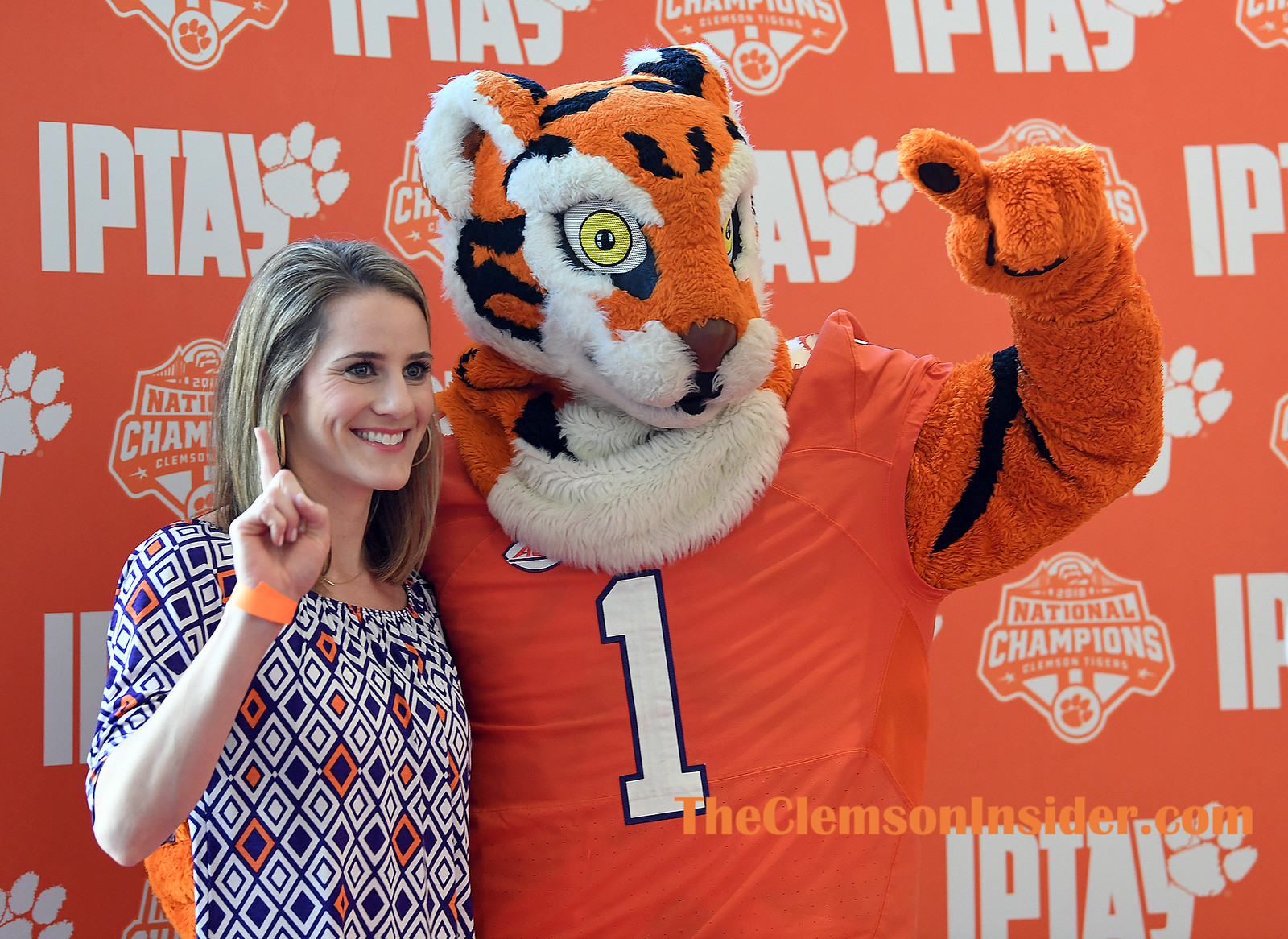 The York and Charlotte County Clemson Clubs held their annual Prowl & Growl Monday, April 22, 2019 in Charlotte. Bart Boatwright/The Clemson Insider