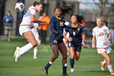NCAA Women's Soccer vs Bucknell November 2017