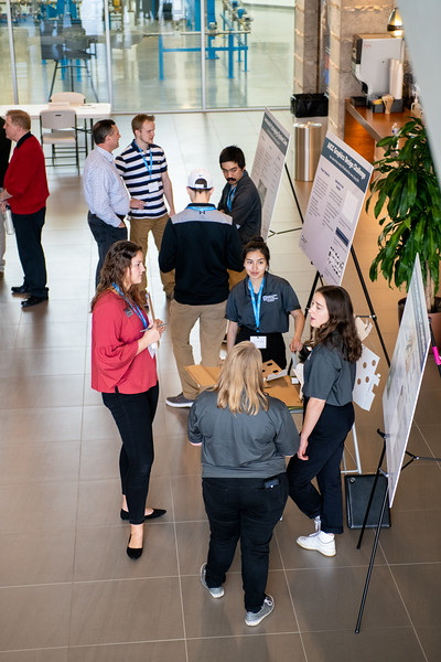 Technology research showcase