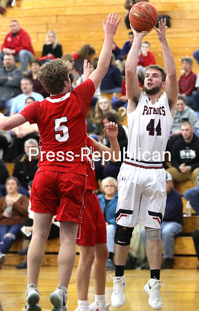 Boys Basketball — AuSable Valley vs. Moriah