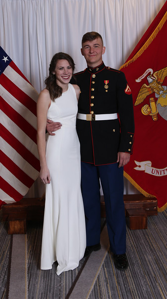 Marine Ball Formal Images ... 11/10/2018