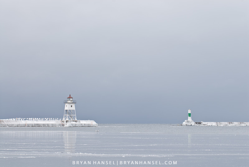 Cold and Lonely Lighthouse