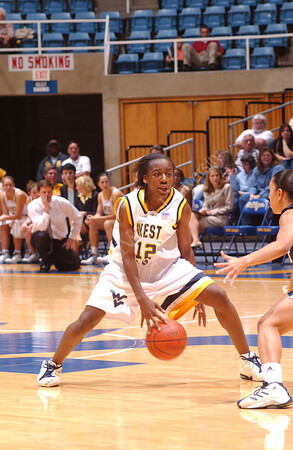 21882 Women's Basketball WVU vs Mount St. Mary's