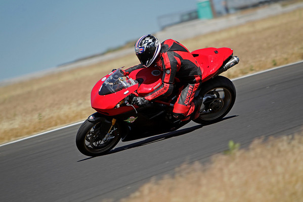 Ducati - Red Black