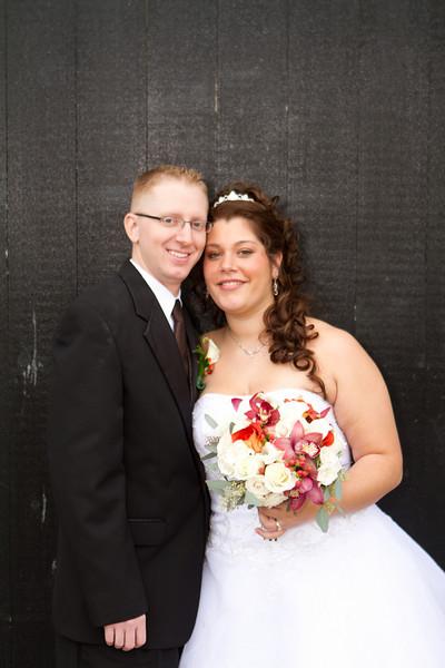 Amanda and Warren