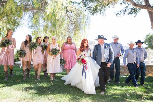 Daniel + Arielle Wedding