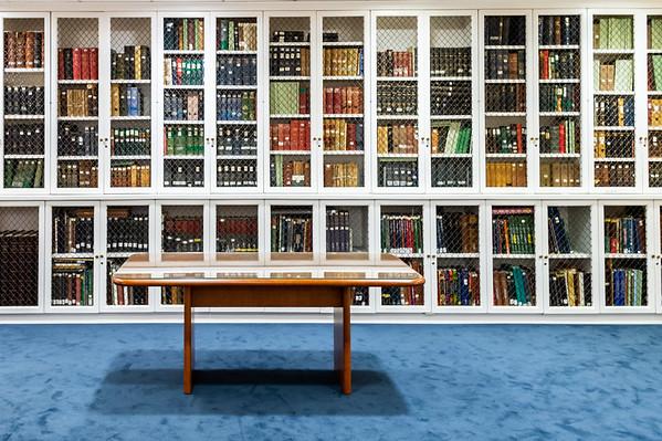 UVA-Claude Moore Library