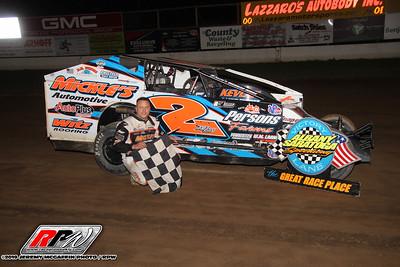 Albany-Saratoga Speedway-Jeremy McGaffin-6/23/19