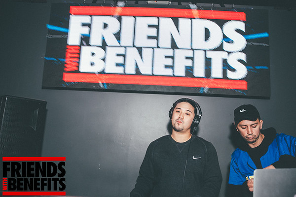 Friends With Benefits @ Empire Room 11/24/2017